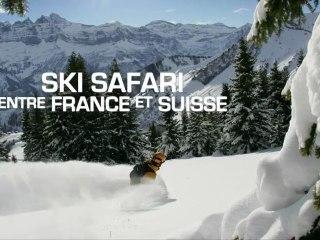 Portes du Soleil Bande Annonce Hiver, Domaine Skiable Alpes