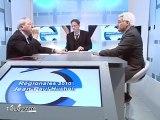 Régionales 2010 : Jean-Paul Huchon sur Télessonne (PS)