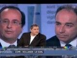 Hollande vs Copé sur le droit de vote des étrangers