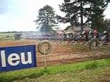 Moto cross départ Is sur tille 2008
