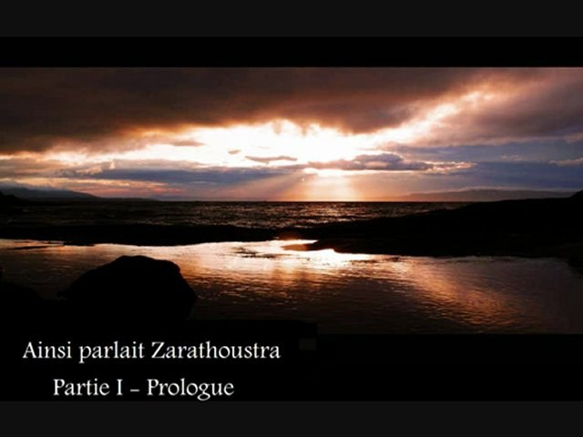 Zarathoustra - Partie 1 - 01 Prologue 1-3