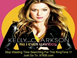 Kelly clarkson I not hook karaoke