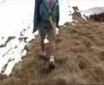 Randonnée au Col de la Bataille et Course de Luge