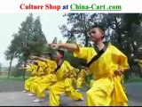 Chinese martial art in China