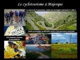 Pro Voyages Vacances spécialiste cyclotourisme Majorque