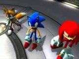 Sonic The Hedgehog : Robotnik propulse Sonic dans le futur