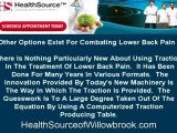 Back Pain Help in Willowbrook IL   Spinal Decompression May