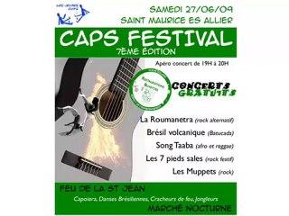 CAPS FESTIVAL 2009