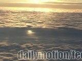 Vol 0902 pour Saint-Denis, au-delà des nuages