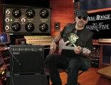 Judge Fredd & l'ampli Mesa Boogie Mark V (La Boite Noire)