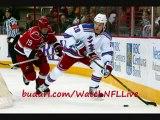 CAROLINA Hurricanes vs NY RANGERS NHL Highlights 27/01/2010