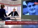 LE 22H,Jacques Legendre, président (UMP) de la Commission de la Culture au Sénat