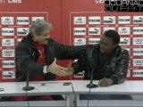 CAN 2010 + Lyon + Bordeaux + OM + Ligue 2 = Journal du foot