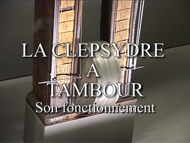 La Clepsydre à tambour - Petit théâtre du musée