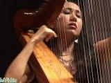 """Concert de harpe la salle Don Bosco """"Concert doubles jeux"""""""