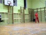 Kung Fu Wu-Shu w wykonaniu Mistrza Nama