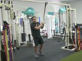 Triceps Exercise - 60/30 Triceps Extension Workout
