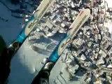 parapente à ski aux deux alpes
