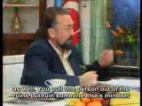 Adnan Oktar (Harun Yahya) is Telling About the Earthquake in