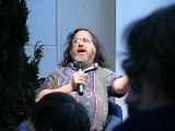 """""""Ethique & Logiciels Libres"""", Richard Stallman : Questions"""