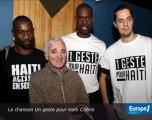 """EXCLU - Ecoutez  """"Un geste pour Haïti Chérie"""""""