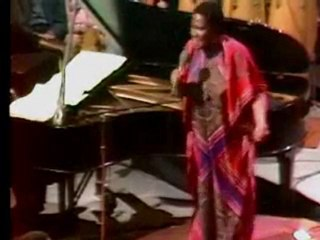 Linda Hopkins 'It's My Belief' (live 1972)