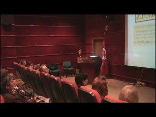 Atılım Üniversitesi Doğan Cüceloğlu Kişisel Gelişim Konferan