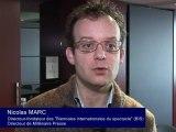 Biennales Internationales du Spectacle 2010 à Nantes