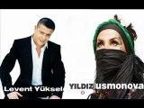 Levent Yuksel   Yıldız  Usmanova - Yalan