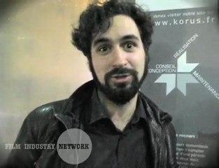 Film Industry Network (Paris Party) interviews