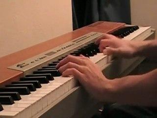 The Legend of Zelda Fairy Fountain Piano
