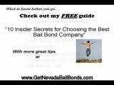 How long does it take to post bail bonds in Reno Nevada?