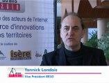 Yannick Landais - Président de l'association RESO