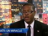 Haïti: L'histoire d'une retrouvaille émouvante