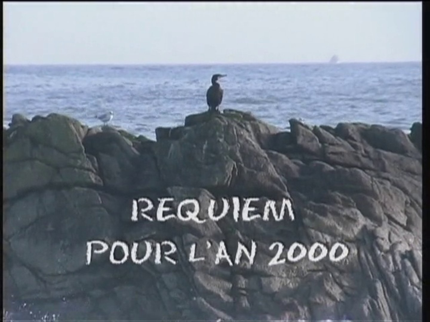 Erika, requiem pour l'an 2000 * Trigone Production Lorient 2000