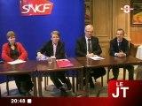 Le bilan de la SNCF (Haute-Savoie)
