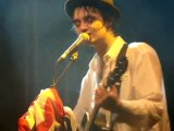 Pete Doherty à la Flèche d'Or à Paris le 18/01/2010