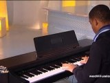 Thomas, pianiste, joue Albeniz et Twilight