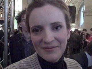 Interview de Nathalie Kosciusko-Morizet