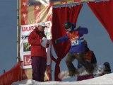 TTR Tricks - Arthur Longo (France) snowboarding tricks @ BEO