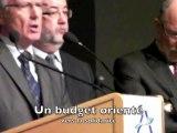Laon : Voeux d'Yves Daudigny