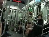 2010 Pantolonsuz Metro Günü