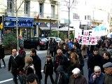 actualité perpignan en VIDEO  manifestation perpignan 2010