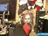 La demeure du chaos : visite du propriétaire, Thierry Ehrman