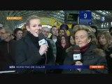 PIECES JAUNES 2010 : Lorie et Bernadette Chirac au JT de Fra