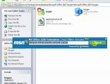 HD How to Hack Activate Microsoft Office 2007 WITHOUT Keygen