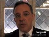Thierry Mariani (UMP) évoque les élections régionales 2010 2