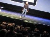 Steve Jobs annonce l'Ipad au Yerba Buena de San Francisco