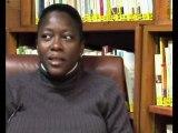 Agnes Dumas - Retour de Haiti 20 janvier 2010