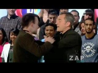 Intrusion en direct sur TF1 : Dechavanne très en colère !